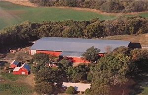 twin creek farm arial
